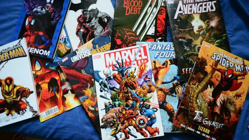 Industria del comic en 2019