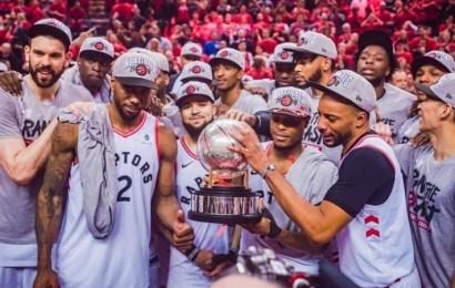 Los Toronto Raptors de Marc Gasol e Ibaka alcanzan la final de la NBA por primera vez en la historia