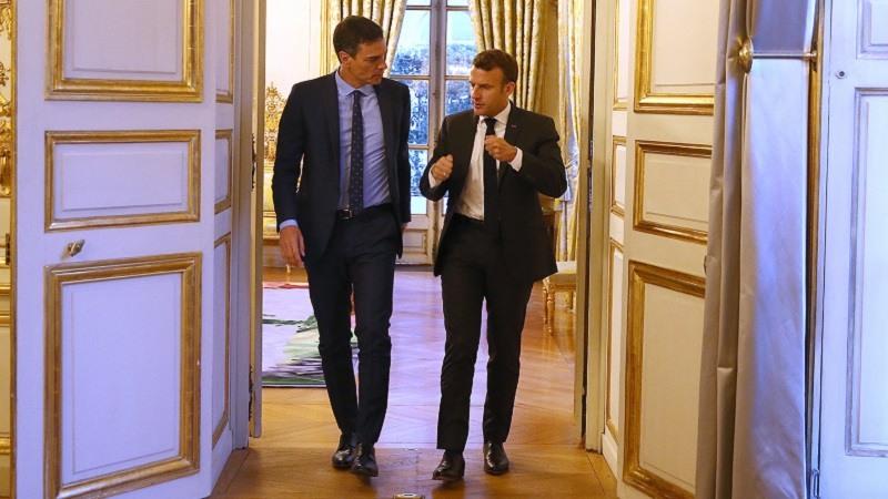 Sanchez Macron Elisio