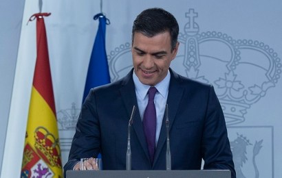 El Rey propone a Pedro Sánchez para formar Gobierno