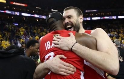 Los Raptors de Marc Gasol, Ibaka y Scariolo, campeones de la NBA