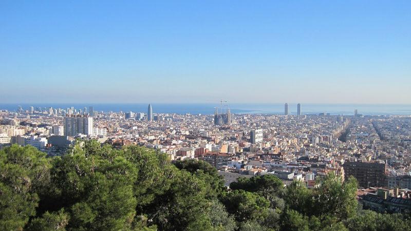 Barcelona ciudad de eventos