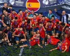 España, pentacampeona del Europeo Sub-21