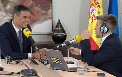 """Pedro Sánchez: """"Iglesias dio por rotas las negociaciones convocando una consulta trucada a sus bases"""""""