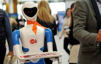 alquiler de robots para eventos