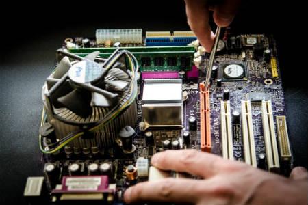 Componentes básicos de un ordenador actual