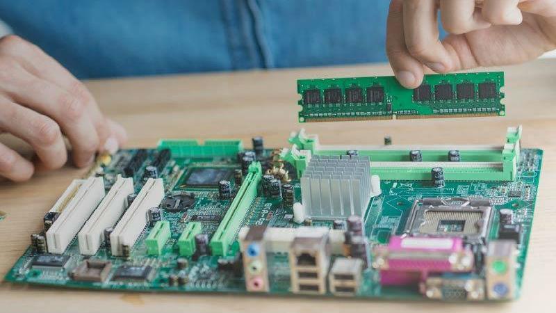 Componentes electrónicos más importantes de un ordenador