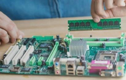 ¿Cuáles son los componentes electrónicos más importantes de un ordenador?