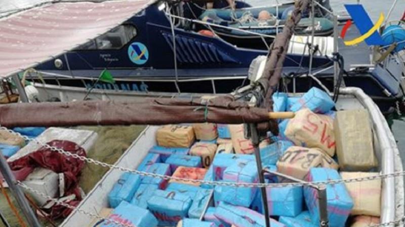 La Agencia Tributaria aprehende 3.600 kilos de hachís en Sanlúcar de Barrameda (Cádiz)
