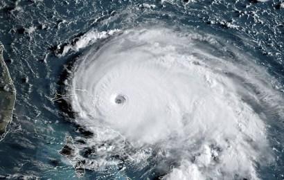Estados Unidos se prepara para la llegada del huracán Dorian