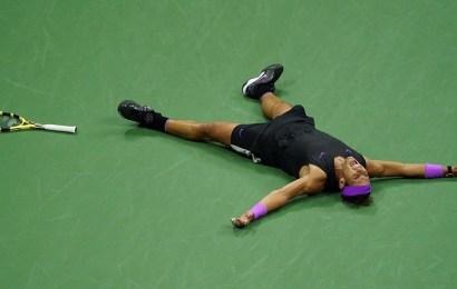 Rafa Nadal vence a Medvedev para alzarse con el US Open y sumar su decimonoveno 'Grand Slam'