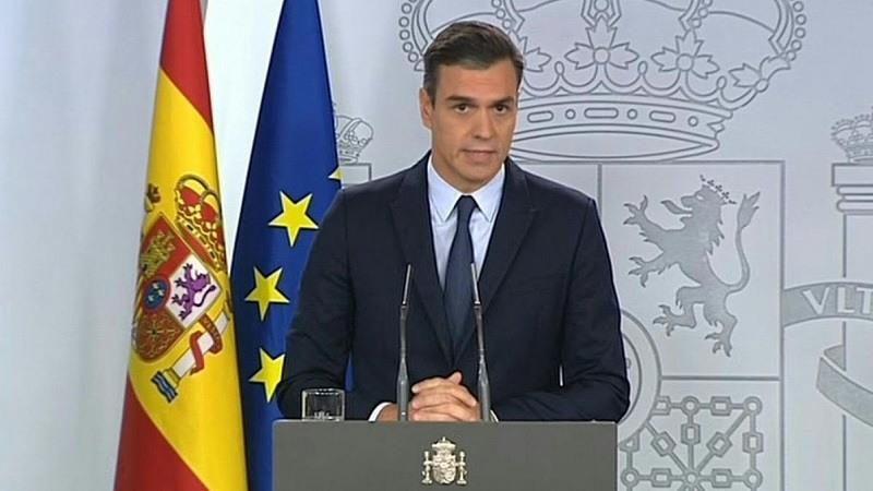 Pedro Sanchez Elecciones Noviembre
