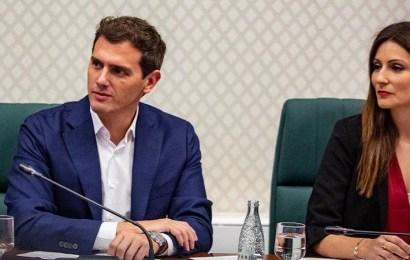 Rivera: 'Hay que unir fuerzas más allá de las siglas y los sillones para echar a Torra de la presidencia de la Generalitat'