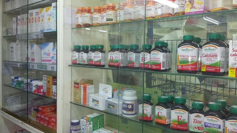 Crecimiento de las farmacias online