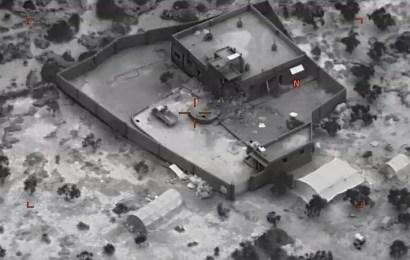 El Pentágono publica vídeos de la operación que condujo a la muerte del líder de Daesh