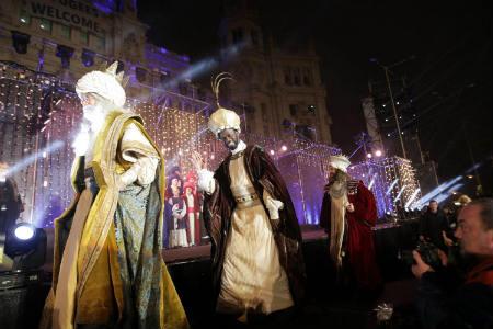 Cabalgata de Reyes Magos merida
