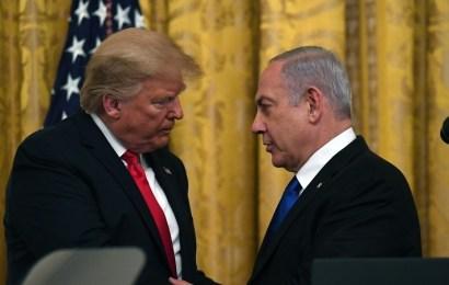 Donald Trump revela un Plan de Paz muy favorable para Israel, rechazado por los palestinos