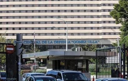 Los cinco españoles procedentes de Wuhan inician la cuarentena en el Hospital Central de la Defensa Gómez Ulla