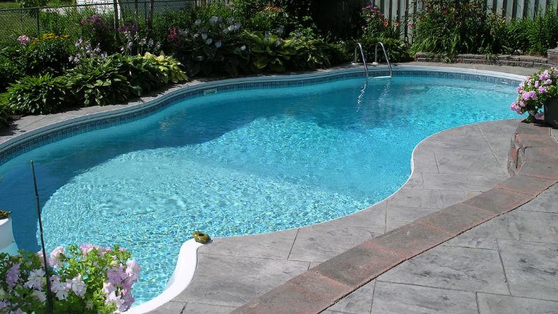 Donde ubicar la piscina