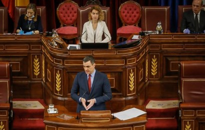 PNV y Cs votarán 'sí' y garantizan que Sánchez prorrogue hoy el estado de alarma