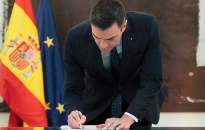 Gobierno y agentes sociales firman el Acuerdo Social que prorroga los ERTE hasta el 30 de junio
