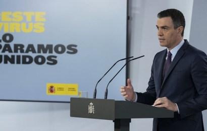 Sanchez nueva prorroga
