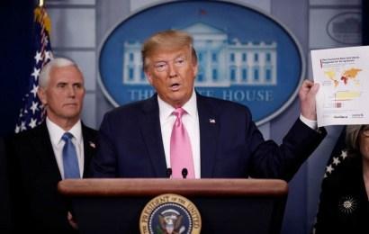 Los casos de coronavirus en Estados Unidos continúan aumentando mientras Trump defiende su gestión