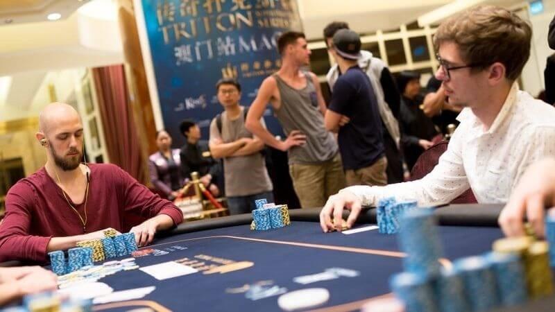Mejores jugadores europeos de poker