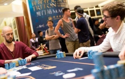 Así se las gastan los mejores jugadores europeos de poker