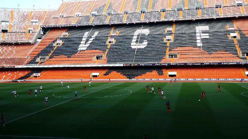 Revolución total en la plantilla del Valencia CF