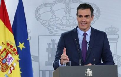 Comparecencia de Sánchez tras el Consejo de Ministros y la salida de Juan Carlos I