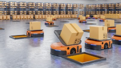 Transporte interno de materiales pesados