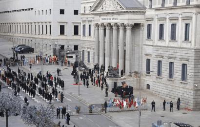 Los representantes de las altas instituciones del Estado han celebrado el Día de la Constitución