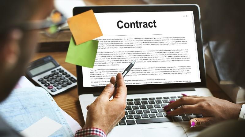 Firmar digitalmente contratos y documentos