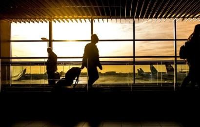 Pasajeros aéreos internacionales