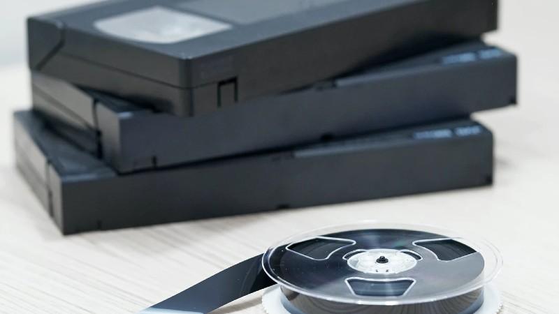 Recupera tus cintas de vídeo antiguas VHS