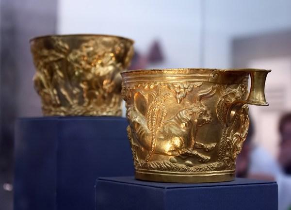 Mycenaean Vaphio Cup