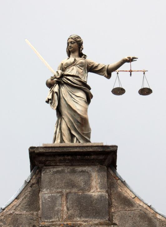 Resultado de imagen de simbolo de justicia