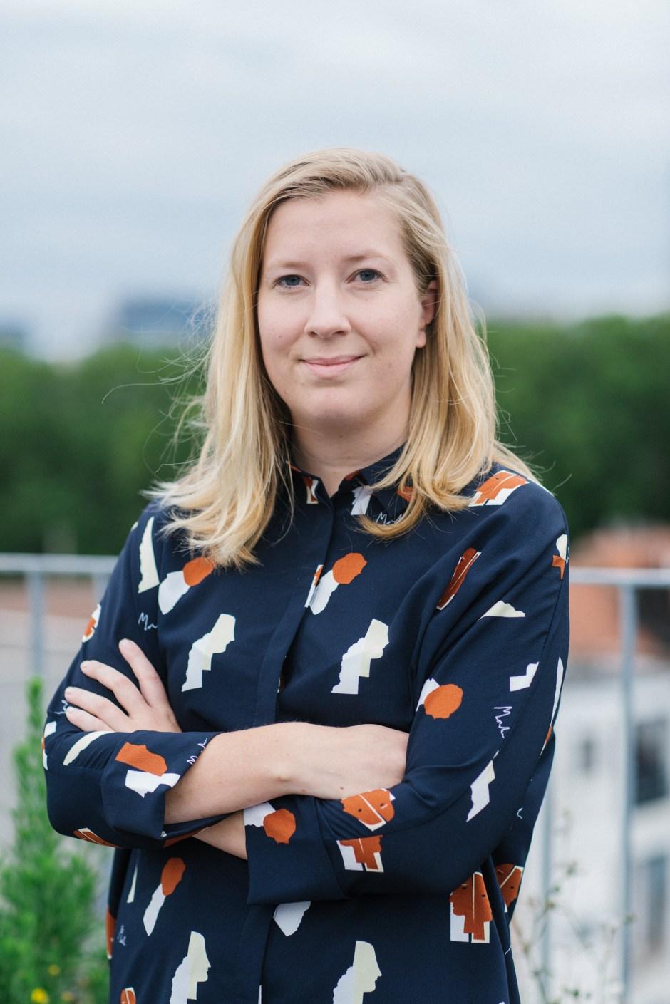 Bild på Karin Åberg