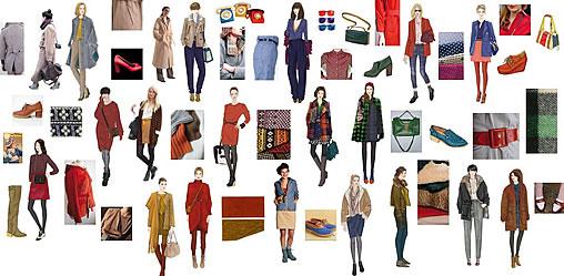 Fashion Trends Autumn/Winter 2011 Women Eco-Optimistic