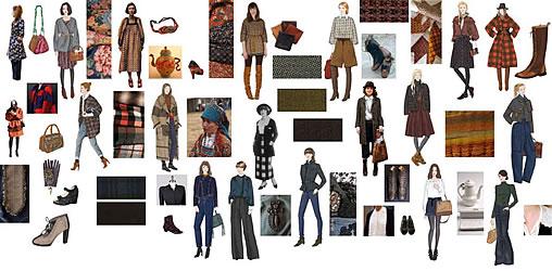 Fashion Trends Autumn/Winter 2011 Women World Remix