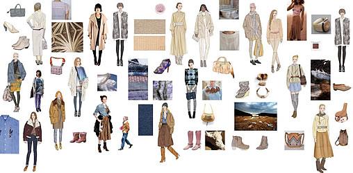 Fashion Trends Autumn/Winter 2011 Women Far-Off Lands