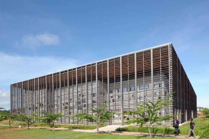 French Guiana University – Library Building