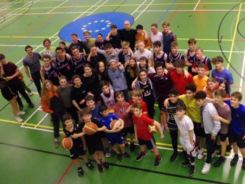Interyear Basketball tournament