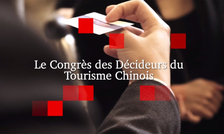 Chinese tourism decision-Makers Congress