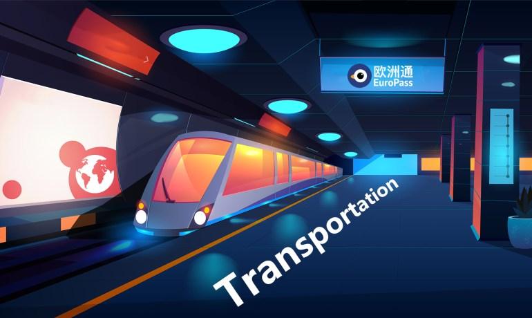 Solutions WeChat pour le tourisme chinois (transport)