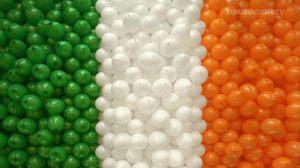 Postcard flags of Eurovision 2014 - Ireland