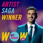 Artist Saga Winner