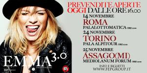 Emma 3.0 tour