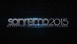 Logo Sanremo 2015. Editato con Cinema 4D. Possibile per il 65° Festival della Canzone Italiana all'Ariston